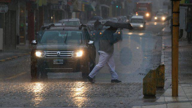 Alerta por tormentas fuertes para Entre Ríos y otras provincias