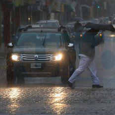 Renovaron el alerta meteorológico por tormentas fuertes para Entre Ríos y otras provincias