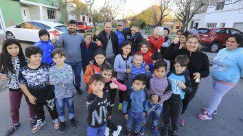 Popular. En el barrio paranaense habrá juegos, regalos y muchas sorpresas para los niños.