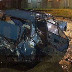 Frenaron por un desperfecto mecánico y una camioneta chocó el vehículo: murió un joven