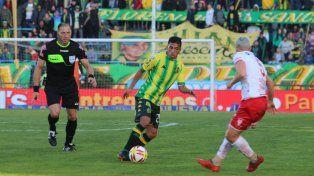 Aldosivi celebró su primera victoria en la Superliga