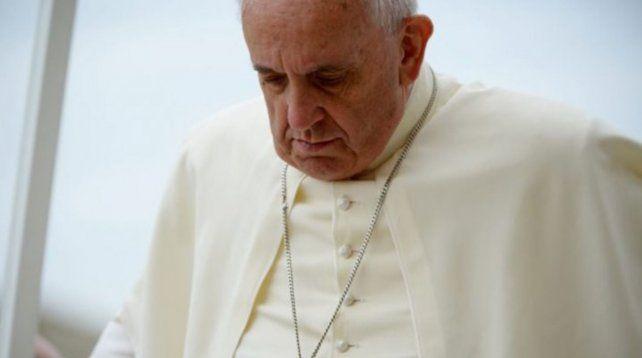 Víctima respondió a Francisco: Dígannos qué harán para que los culpables rindan cuentas