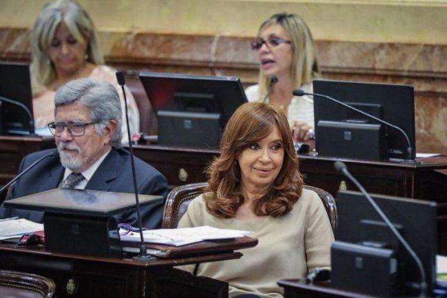 El Senado vuelve a intentar avanzar con los allanamientos a Cristina y organizan marcha por su desafuero