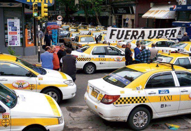 La Corte Suprema rechazó una apelación de taxistas y ratificó la legalidad de Uber