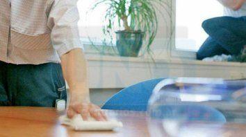 rige nueva escala para personal de casas particulares
