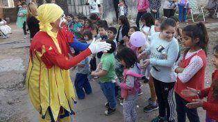Llega la 4° edición del Día del Niño en Lomas del Mirador y piden donar juguetes