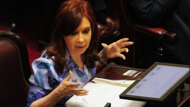 El Senado autorizará los allanamientos a Cristina y define si acepta sus exigencias