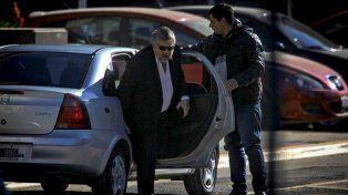 El fiscal. Stornelli llegó en la tarde de este miércoles a Comodoro Py. Foto: La Nación.
