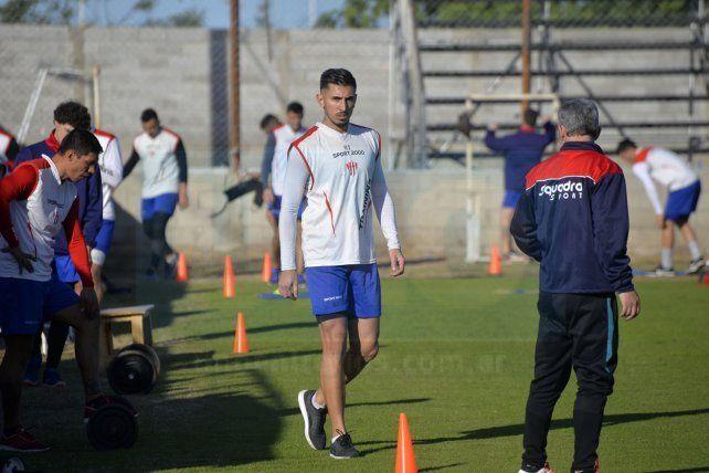Lazaneo se desvincula de Atlético Paraná
