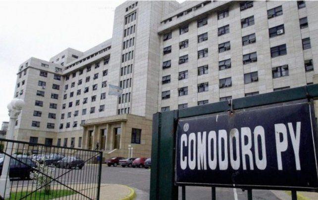 Boudou se presentó en Comodoro Py