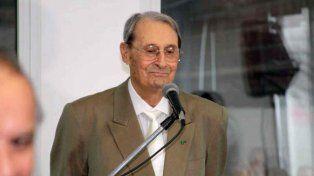 A Comodoro Py. Luis Losi se presentó en forma voluntaria a la Justicia.