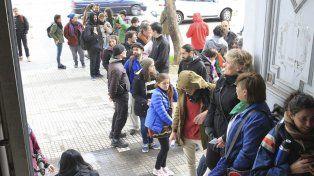 Más de 100 personas apostataron este viernes en Paraná