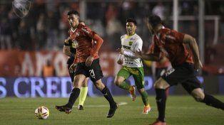 Defensa sorprendió a Independiente en Avellaneda