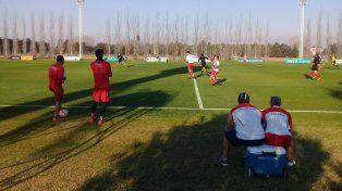 Atlético Paraná tuvo un exigente amistoso en Santa Fe