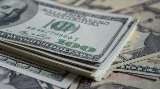 El dólar subió $2,41 en el día y cerró a $34,48