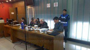 Se inició el juicio a Canosa, y el fiscal adelantó que pedirá prisión efectiva