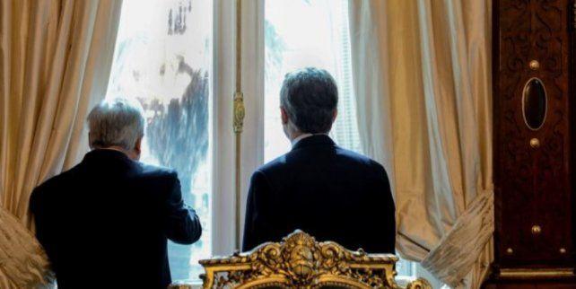 Tranquilidad y sin cambio de rutina: ¿qué hizo Mauricio Macri durante la mientras subía el dolar?