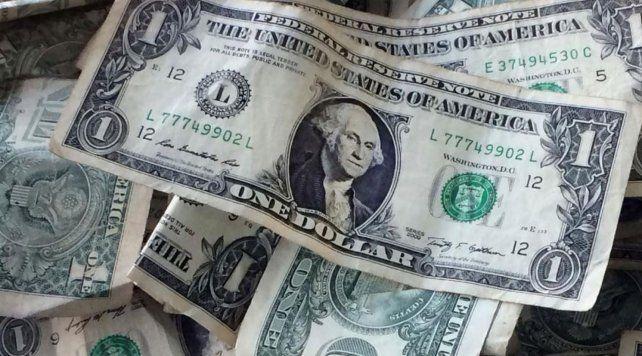 En el cierre de la jornada el Central logró bajar el dólar