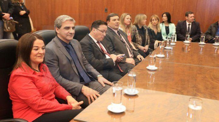 Nueva integración. López Arango es vocal de Cámara de la Justicia Laboral. Foto: Diego Arias.