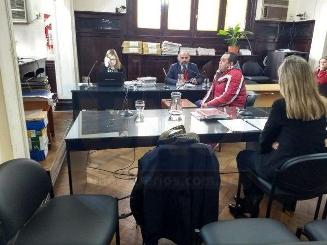Unificadas. El expolicía continuará detenido en la cárcel de Concepción del Uruguay. Foto: Javier Aragón.