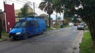 Grave hecho en Paraná: Un menor baleó a su padrastro y huyó