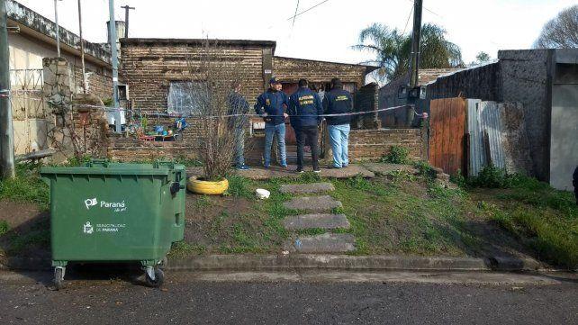 Murió el hombre baleado en la cabeza por el hijastro de 15