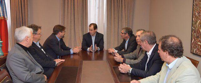Buscan atraer empresarios alemanes para desarrollar inversiones en Entre Ríos
