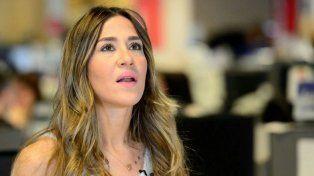 Jimena Barón le dedicó una foto a quienes la odian en las redes