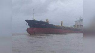 Enigmático barco fantasma aparece en las costas de Birmania