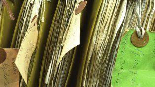 Diagnóstico. La acumulación de documentos impacta en las finanzas.