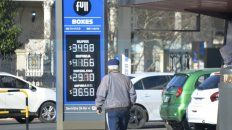 estos son los nuevos precios de los combustibles en parana