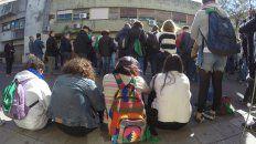 protestaron por los despidos en la subsecretaria de agricultura familiar en entre rios