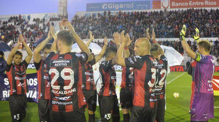 Los próximos cuatro juegos de Patronato en la Superliga
