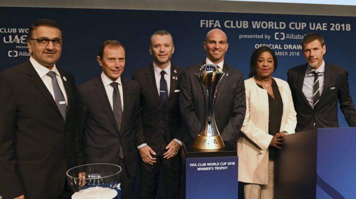 Se sorteó el Mundial de Clubes