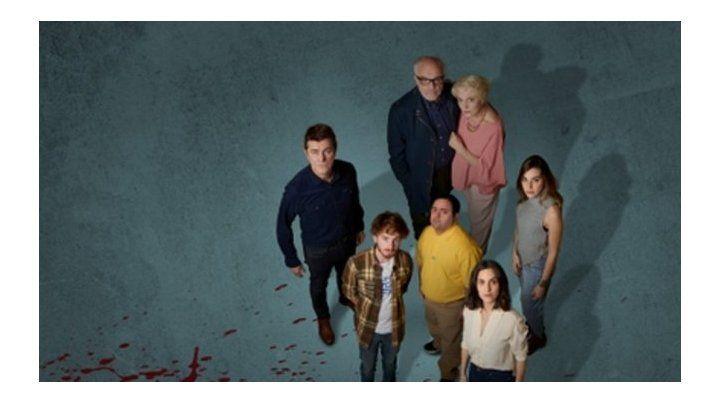 La caída, una serie que atraviesa  los secretos caóticos de la familia
