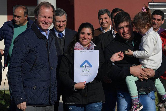 Política. El programa Primero Tu Casa brinda soluciones habitacionales.