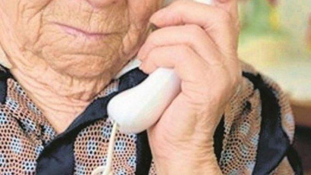 Con el cuento del tío estafaron a una anciana con un importante monto en Paraná