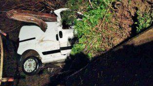 Falleció una mujer que estaba grave luego del accidente en ruta 20