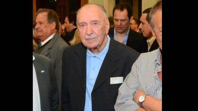 Profundo dolor en la familia Decana: Falleció Ricardo D Ángelo