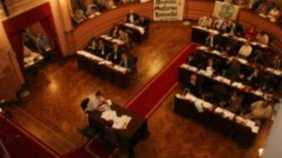 Habrá internas en el gremio legislativo: Se presentó la Lista Verde Compromiso Legislativo