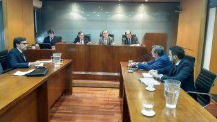 La integración. La defensa de Vitale cuestionó a los jueces de la Cámara de Casación. Foto: Javier Aragón.