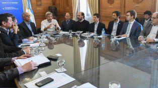 Nación y provincias buscan llegar a un acuerdo por el Presupuesto 2019