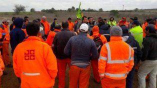 Autovía 18: Trabajadores serían reincorporados una vez que se solucionen los problemas contractuales