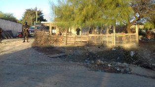 Megaoperativo. El 29 de junio hubo varios allanamientos en la zona oeste de Paraná.