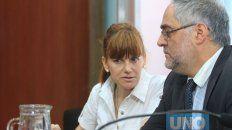 liliana rivas, condenada a perpetua por el crimen de su marido, cumple prision domiciliaria