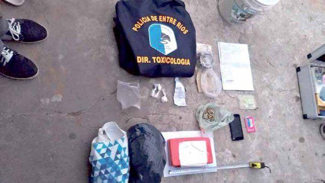 Jóvenes sin opciones, a prisión por vender droga en el barrio San Martín