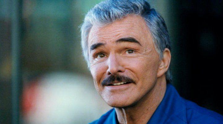 Murió Burt Reynolds, un ícono del Hollywood de los 70