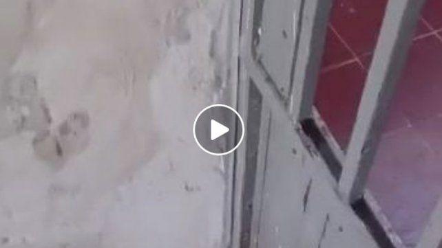 Gritos en un calabozo entrerriano: Aseguran que es un fantasma