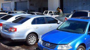 Rematan 32 automotores oficiales ante la necesidad de optimizar los recursos económicos de la provincia