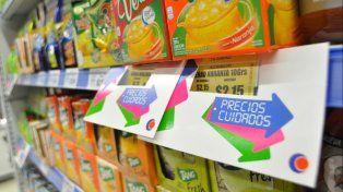 El Gobierno renovó la lista de Precios Cuidados con 550 productos